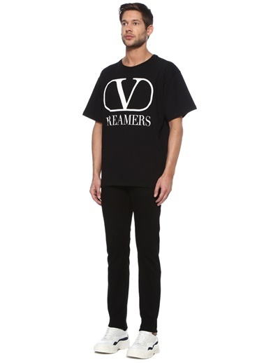 Valentino Tişört Renkli